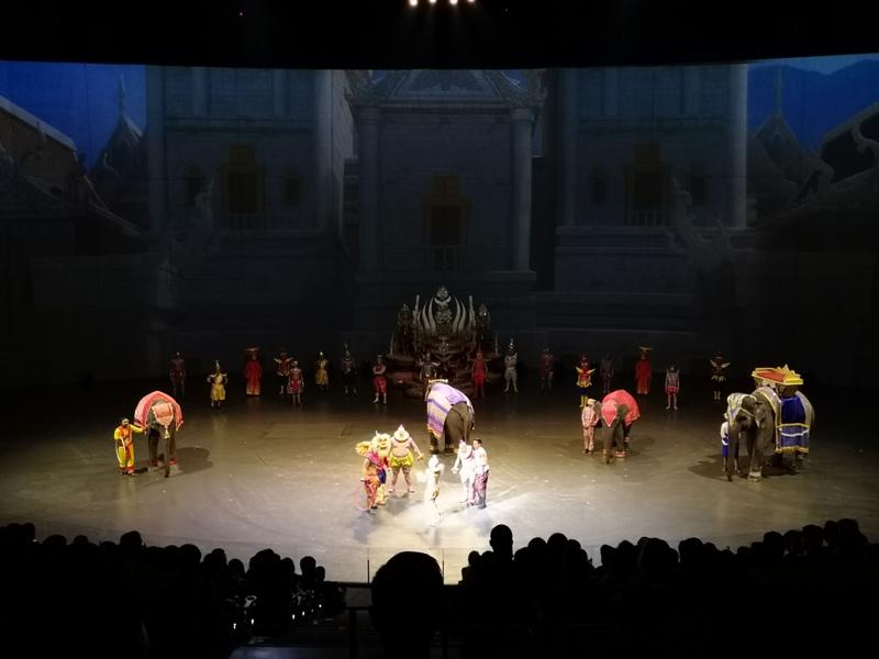 kaanshow0123 Pattaya-芭達雅KAAN show奇幻秀 舞台設計特效雜技泰拳投影雷射4D超精彩必看表演