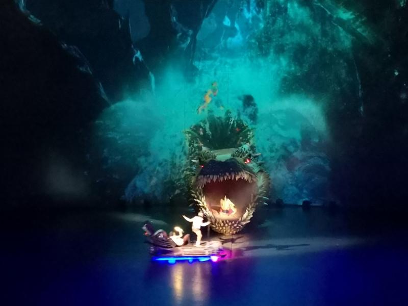kaanshow0130 Pattaya-芭達雅KAAN show奇幻秀 舞台設計特效雜技泰拳投影雷射4D超精彩必看表演