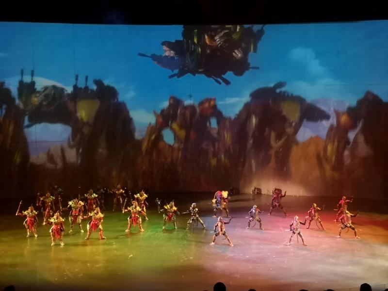 kaanshow0131 Pattaya-芭達雅KAAN show奇幻秀 舞台設計特效雜技泰拳投影雷射4D超精彩必看表演