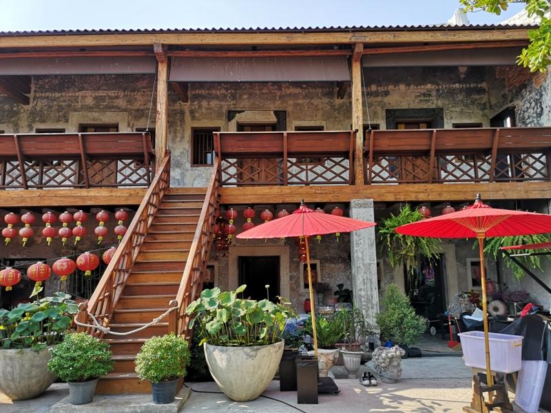 lhong19190142105 Bangkok-廊1919 曼谷最新文青景點 中泰混血懷舊風
