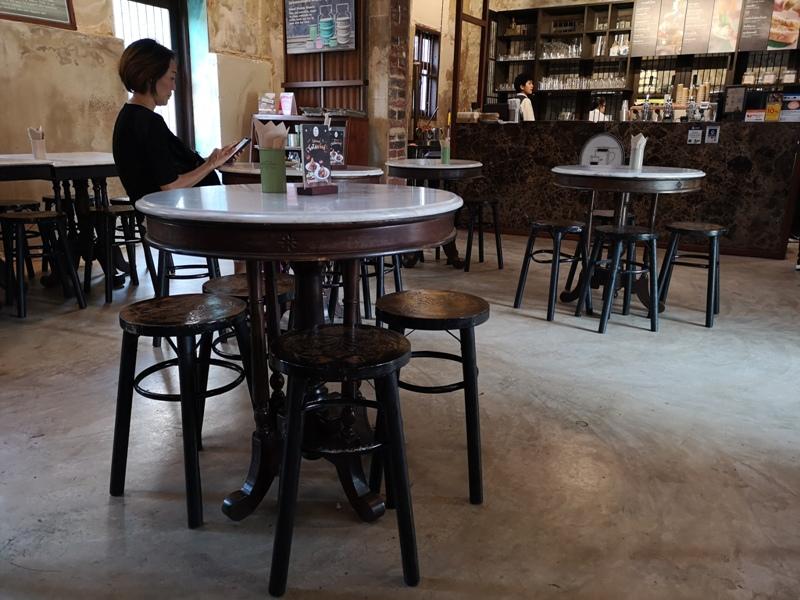 lhong19190142129 Bangkok-曼谷復古咖啡館Plearnwan Panich廊1919分店 懷舊氣氛一級棒...