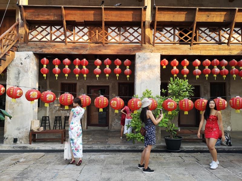 lhong19190142135 Bangkok-廊1919 曼谷最新文青景點 中泰混血懷舊風