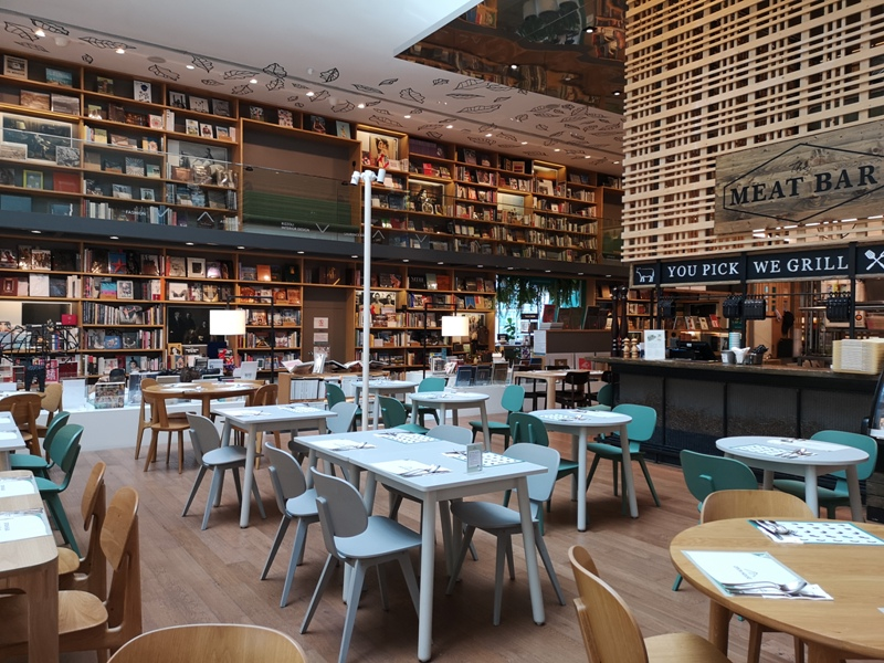openhouse08 Bangkok-曼谷精品百貨Central Embassy最美的書店Open House