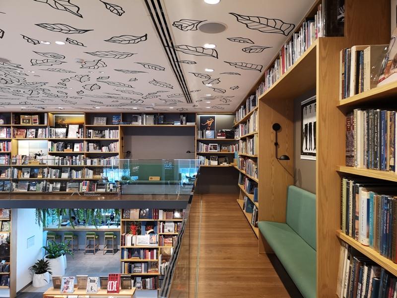 openhouse12 Bangkok-曼谷精品百貨Central Embassy最美的書店Open House