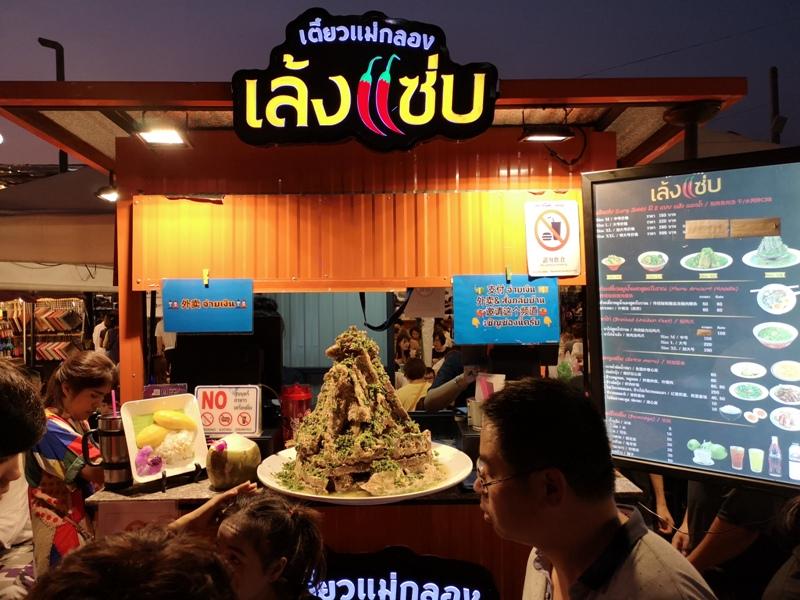 ratchadanightmarket09 Bangkok-拉差達火車夜市Train Night Market Ratchada 交通方便好吃好逛好買