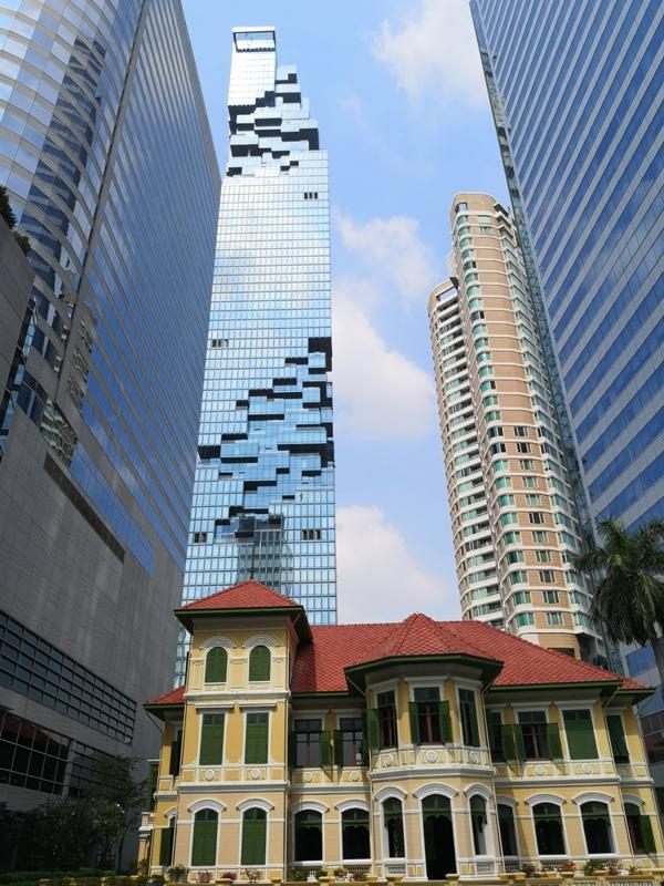 wbangkok04 Bangkok-W Hotel曼谷 交通方便服務周到 時尚品牌便宜住