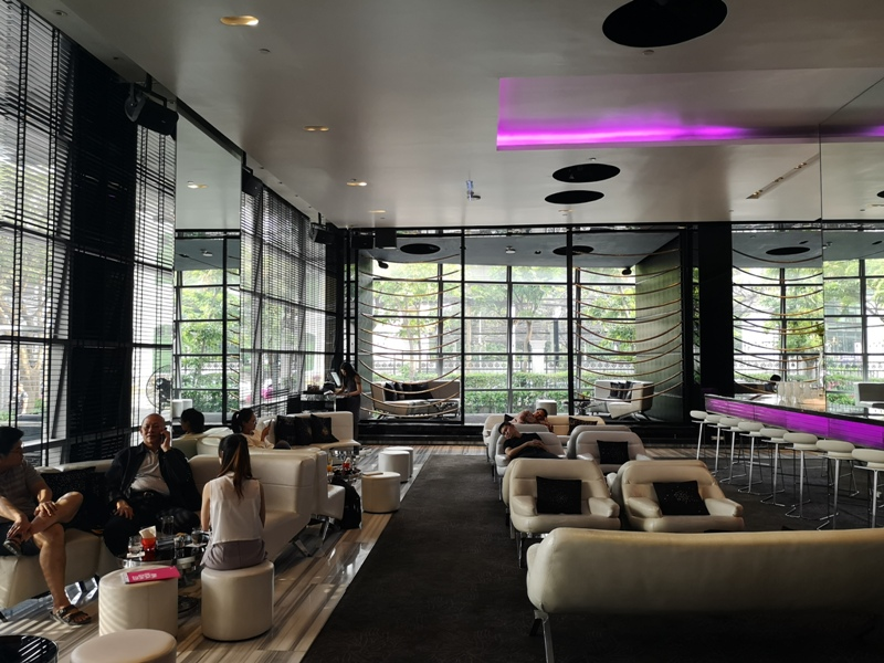 wbangkok15 Bangkok-W Hotel曼谷 交通方便服務周到 時尚品牌便宜住
