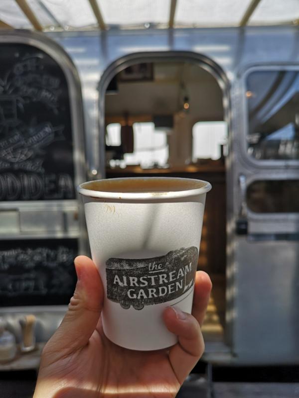 airstream16 Harajuku-the Airstream Garden表參道小巷內 巴士造型咖啡館 人氣打卡勝地