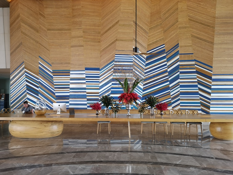 renaissancepattaya6108 Pattaya-Renaissance Pattaya Resort & Spa芭達雅萬麗 悠閒度假無邊際游泳池好舒爽