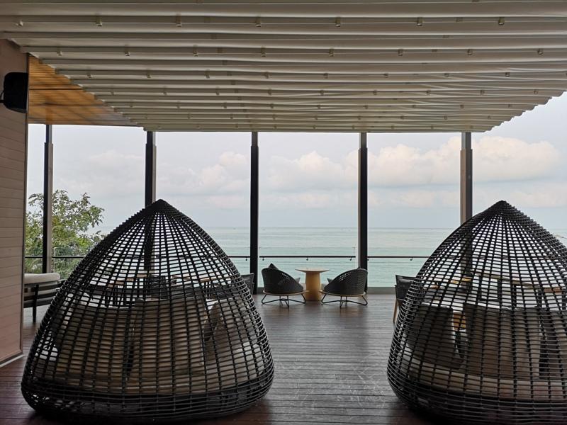 renaissancepattaya6137 Pattaya-Renaissance Pattaya Resort & Spa芭達雅萬麗 悠閒度假無邊際游泳池好舒爽