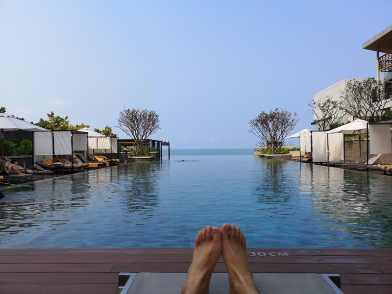 renaissancepattaya6164 Pattaya-Renaissance Pattaya Resort & Spa芭達雅萬麗 悠閒度假無邊際游泳池好舒爽