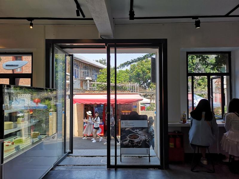 citiarkcoffee12 Kulangsu-鼓浪嶼Citiark城岸咖啡 紅瓦綠意 老建築新風貌 來一杯咖啡品鼓浪嶼的潮