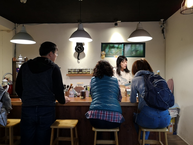dongtien09 楊梅-東田日式慢烘 極淺烘焙 超平價手沖咖啡