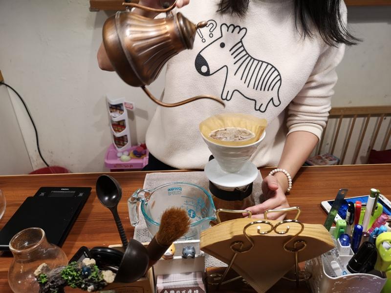 dongtien12 楊梅-東田日式慢烘 極淺烘焙 超平價手沖咖啡