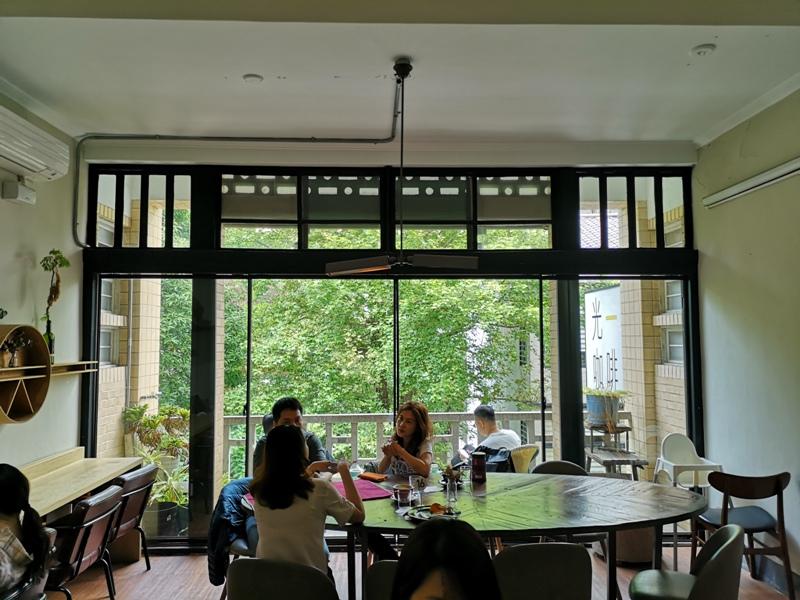 kuan107 中山-光一咖啡 老宅改裝 舊時光新回憶的文青咖啡館