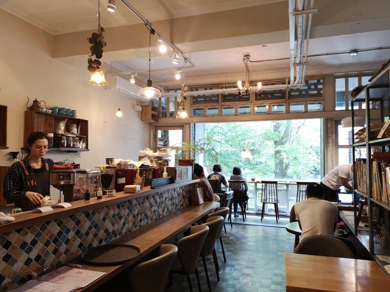 kuan110 中山-光一咖啡 老宅改裝 舊時光新回憶的文青咖啡館