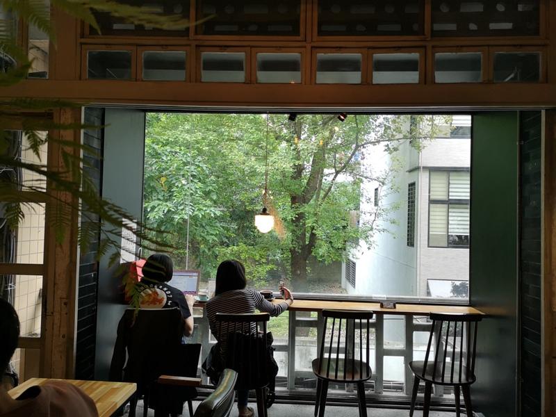 kuan111 中山-光一咖啡 老宅改裝 舊時光新回憶的文青咖啡館