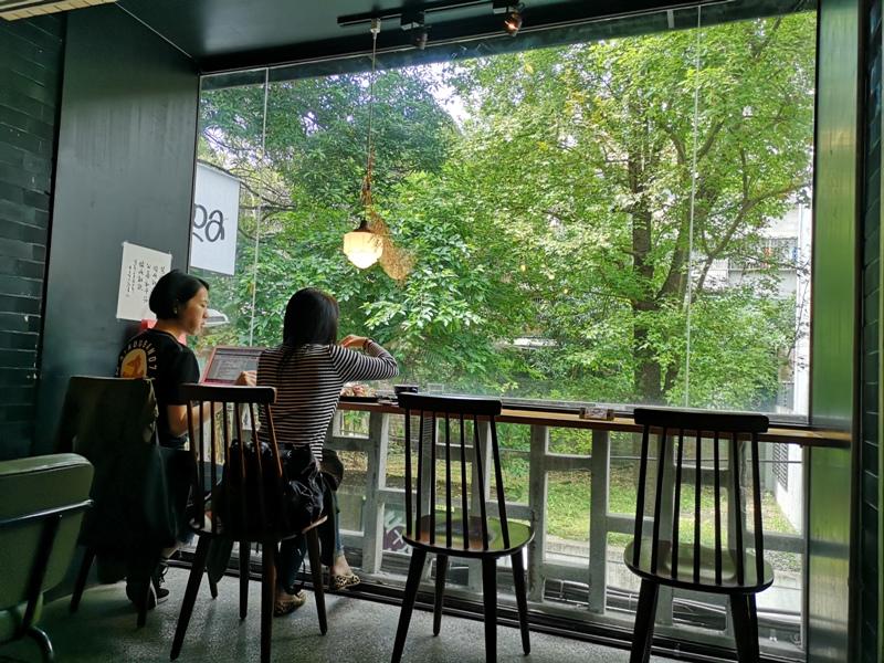 kuan112 中山-光一咖啡 老宅改裝 舊時光新回憶的文青咖啡館