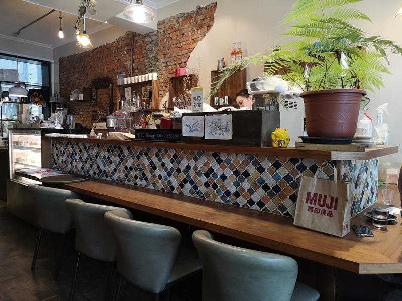 kuan115 中山-光一咖啡 老宅改裝 舊時光新回憶的文青咖啡館