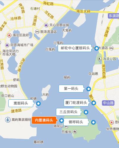 kulangsuuu03 Kulangsu-鼓浪嶼 中國最美的城區 距離台灣最近的世界文化遺產