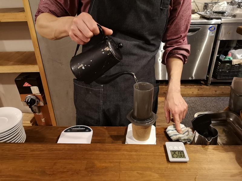 peacecoffee14 Shimbashi-西新橋Peace Coffee 30年的自烘店家 簡單樸實咖啡風味佳