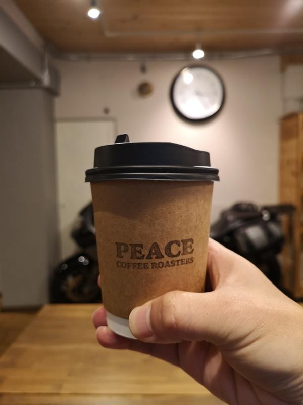 peacecoffee15 Shimbashi-西新橋Peace Coffee 30年的自烘店家 簡單樸實咖啡風味佳