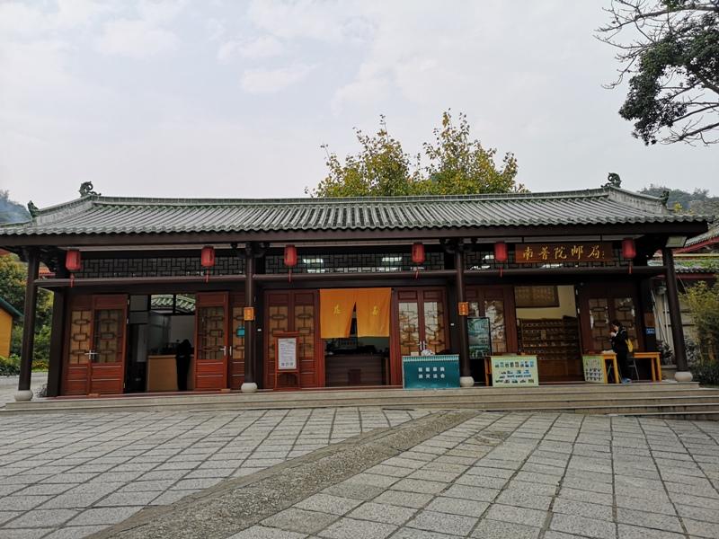 putoutemple02 Xiamen-南普陀寺/廈門大學 昔物所 最熱門的景點最幽靜的空間