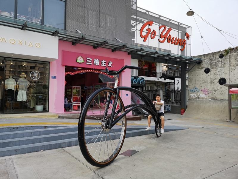 shapowei14 Xiamen-廈門也文青 沙坡尾藝術西區與貓街 好好拍!!!