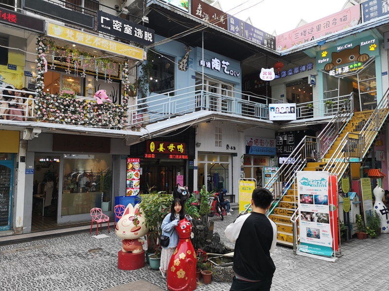 shapowei35 Xiamen-廈門也文青 沙坡尾藝術西區與貓街 好好拍!!!