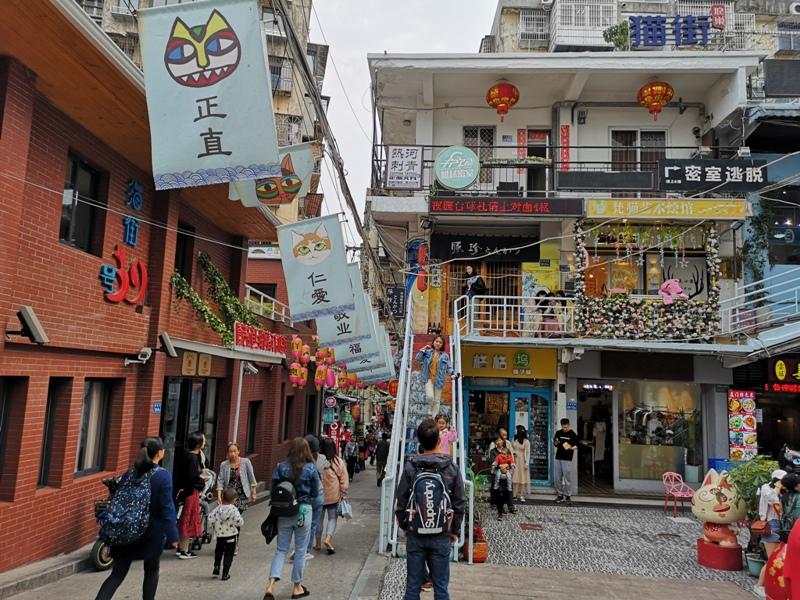 shapowei36 Xiamen-廈門也文青 沙坡尾藝術西區與貓街 好好拍!!!