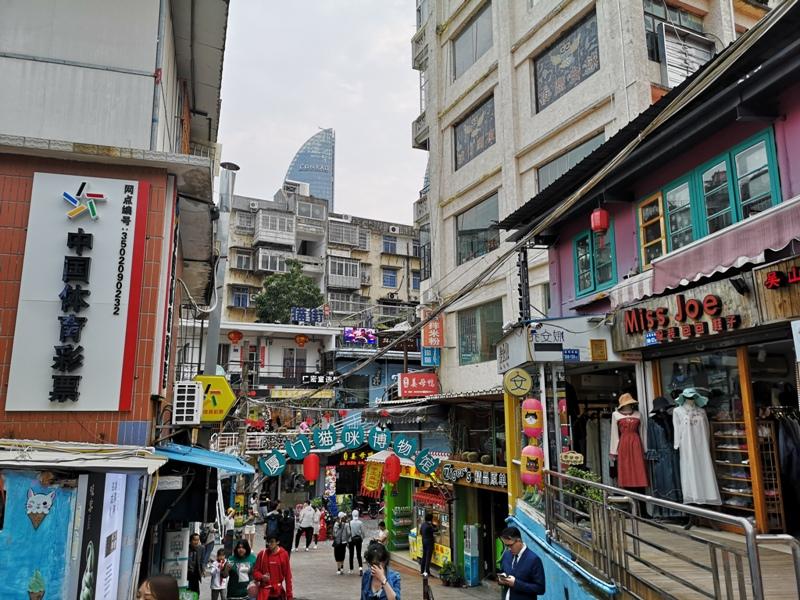 shapowei37 Xiamen-廈門也文青 沙坡尾藝術西區與貓街 好好拍!!!