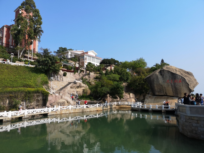 suchunggarden04 Kulangsu-菽庄花園 與板橋林家花園系出同門 精緻小巧山水錯落的美麗花園