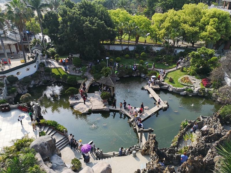 suchunggarden12 Kulangsu-菽庄花園 與板橋林家花園系出同門 精緻小巧山水錯落的美麗花園