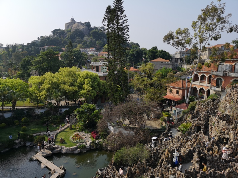 suchunggarden13 Kulangsu-菽庄花園 與板橋林家花園系出同門 精緻小巧山水錯落的美麗花園