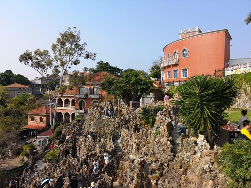 suchunggarden15 Kulangsu-菽庄花園 與板橋林家花園系出同門 精緻小巧山水錯落的美麗花園