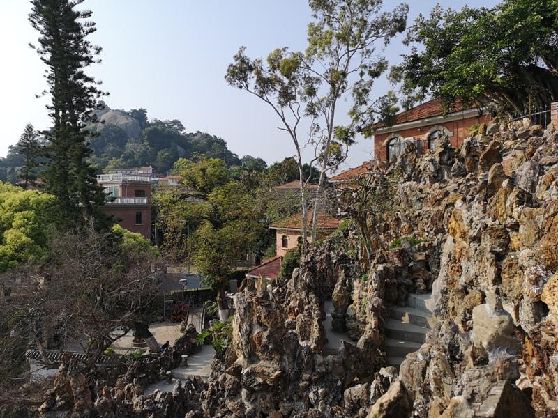 suchunggarden16 Kulangsu-菽庄花園 與板橋林家花園系出同門 精緻小巧山水錯落的美麗花園