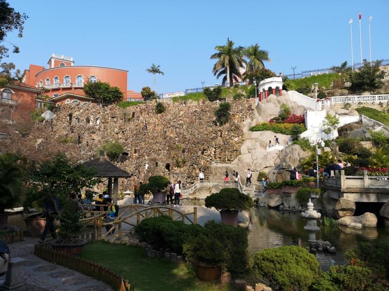 suchunggarden19 Kulangsu-菽庄花園 與板橋林家花園系出同門 精緻小巧山水錯落的美麗花園