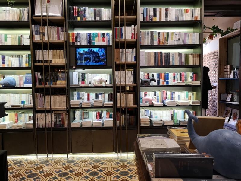 wormhole09 Kulangsu-鼓浪嶼 蟲洞咖啡(曉學堂) 最美的島嶼最美的書店最優閒的書香空間