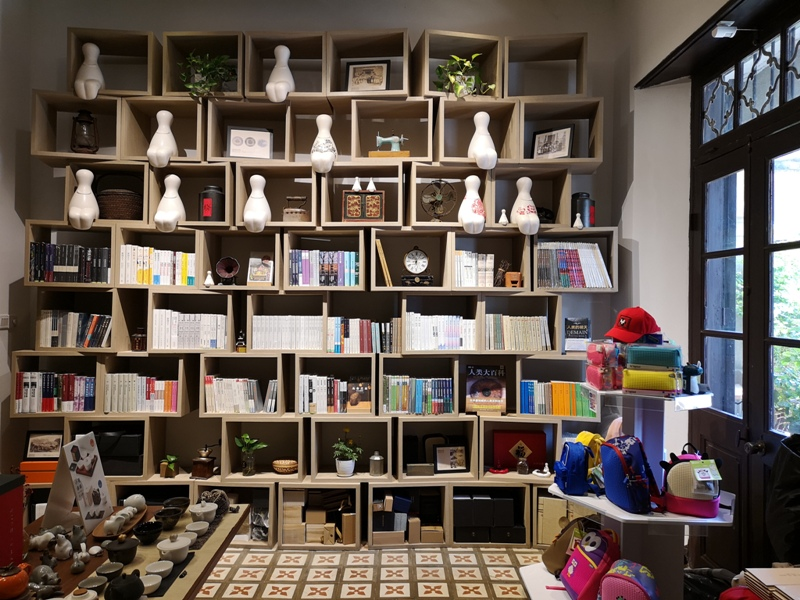 wormhole11 Kulangsu-鼓浪嶼 蟲洞咖啡(曉學堂) 最美的島嶼最美的書店最優閒的書香空間