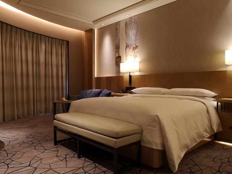 xiamenmarriott13 Xiamen-廈門泰地萬豪酒店 乾淨的發亮的窗戶與地板...新的就是好