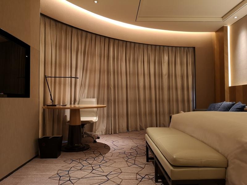 xiamenmarriott14 Xiamen-廈門泰地萬豪酒店 乾淨的發亮的窗戶與地板...新的就是好