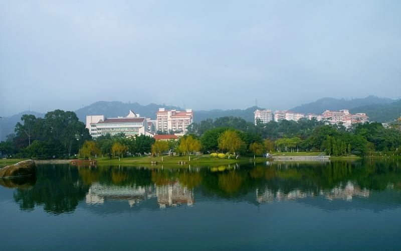 xiamenuni04 Xiamen-南普陀寺/廈門大學 昔物所 最熱門的景點最幽靜的空間