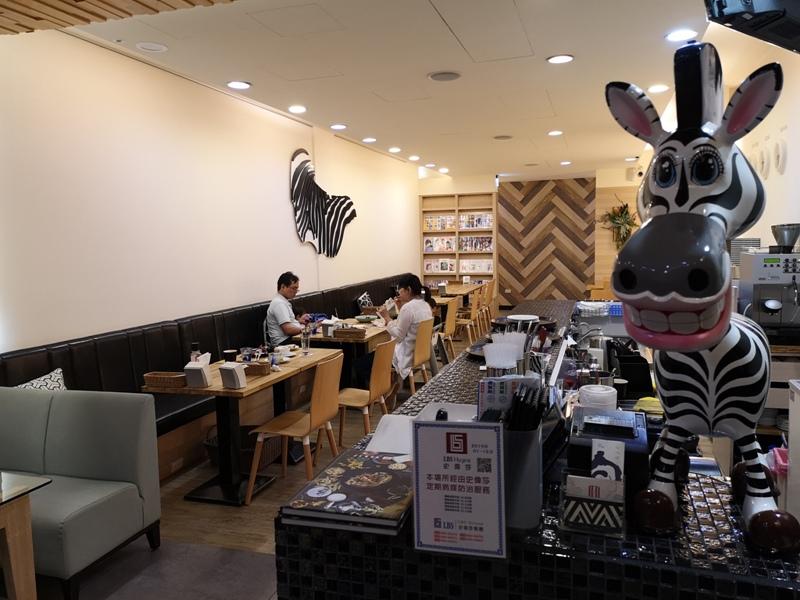 zebra05 竹北-斑馬騷莎美義餐廳 美式風格簡單舒適餐點好吃