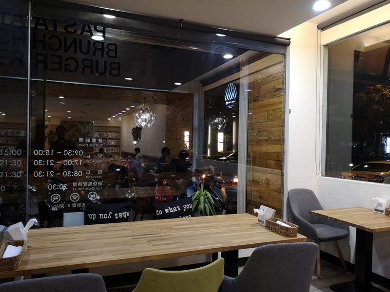 zebra07 竹北-斑馬騷莎美義餐廳 美式風格簡單舒適餐點好吃