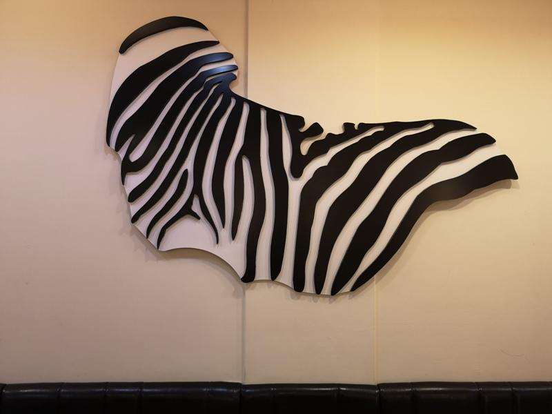 zebra10 竹北-斑馬騷莎美義餐廳 美式風格簡單舒適餐點好吃
