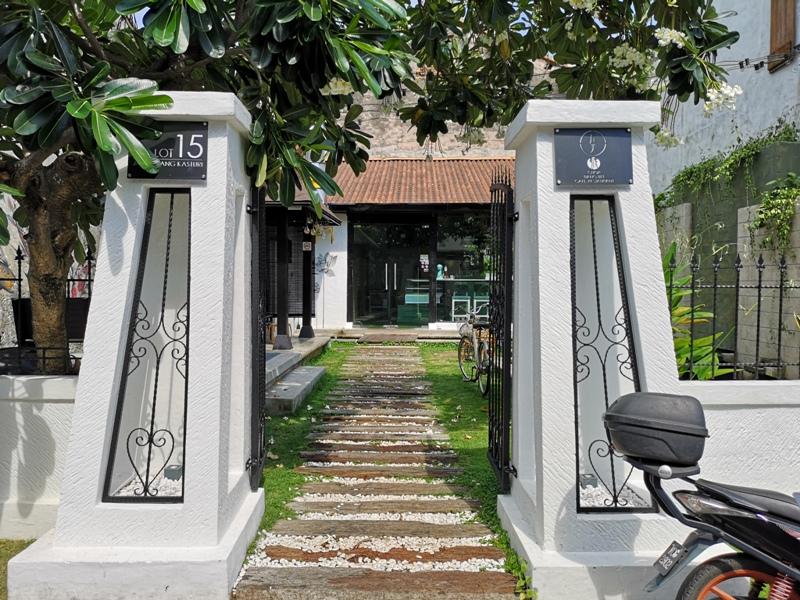 CHOPTIANGBEE02 Malacca-Chop Tiang Bee Cafe 長美號(馬六甲雞場街) 南洋度假風超美咖啡館