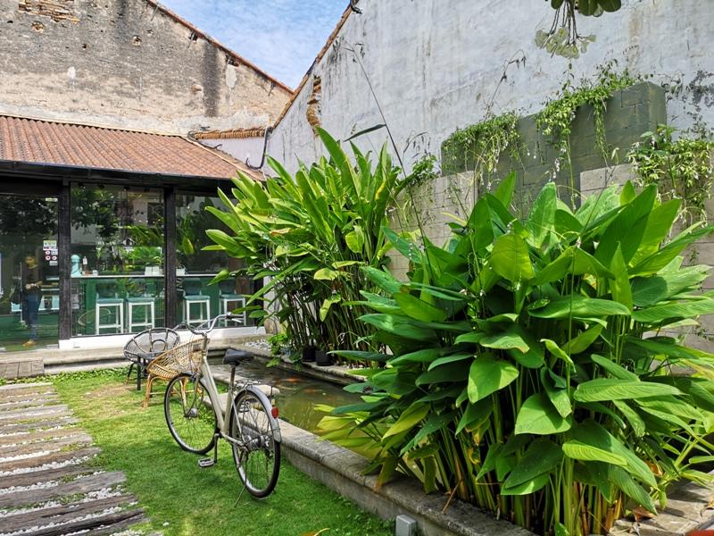 CHOPTIANGBEE03 Malacca-Chop Tiang Bee Cafe 長美號(馬六甲雞場街) 南洋度假風超美咖啡館