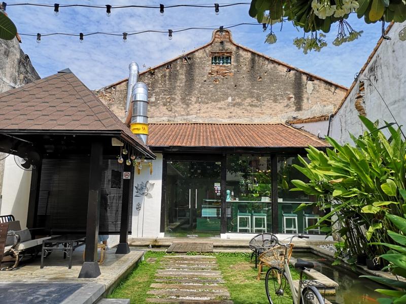 CHOPTIANGBEE07 Malacca-Chop Tiang Bee Cafe 長美號(馬六甲雞場街) 南洋度假風超美咖啡館