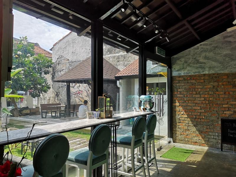 CHOPTIANGBEE08 Malacca-Chop Tiang Bee Cafe 長美號(馬六甲雞場街) 南洋度假風超美咖啡館