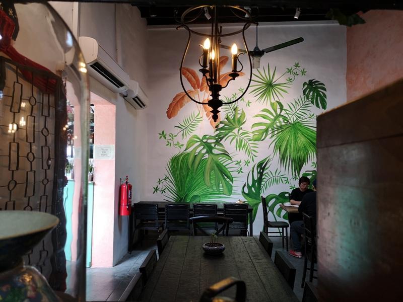 CHOPTIANGBEE09 Malacca-Chop Tiang Bee Cafe 長美號(馬六甲雞場街) 南洋度假風超美咖啡館